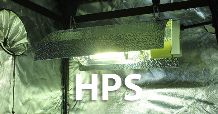 HPS grow light