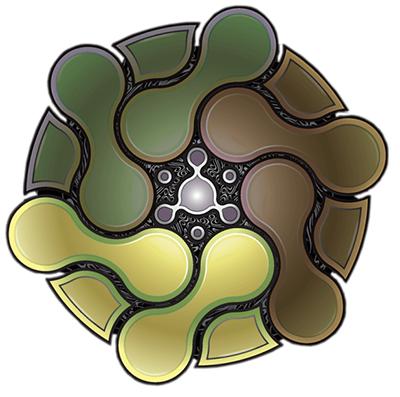 CES Bio Badge