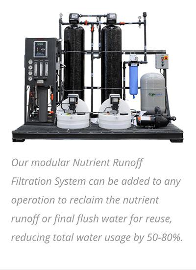 HyperLogic Modular Nutrient Runoff Filtration