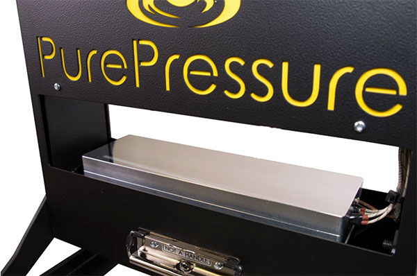 Pure Pressure Pikes Peak Rosin Press