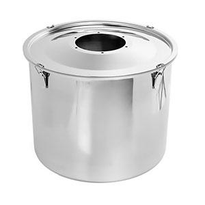 Staninless Steel Bin