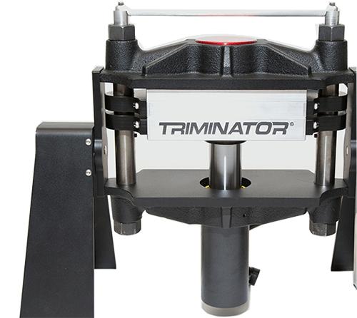 Triminator TRP Stack Rosin Press 25 ton dual heat plates