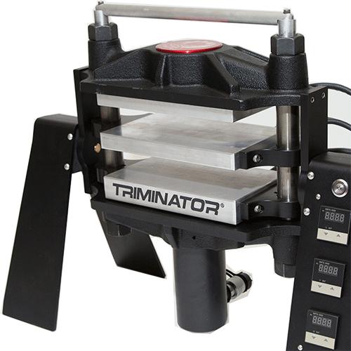 Triminator Rosin Press Stack