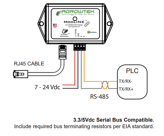 HX8 Connection to Relay