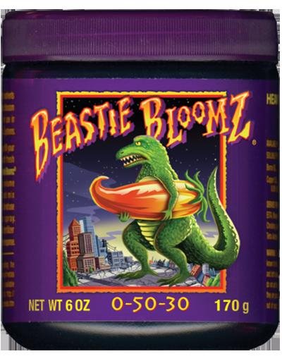 Beastie Bloomz Packaging