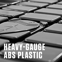 Heavy Duty ABS Platic