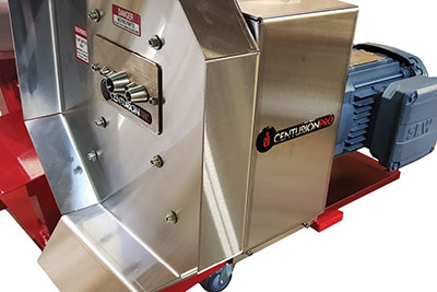 CentuionPro HP Bucking Machine