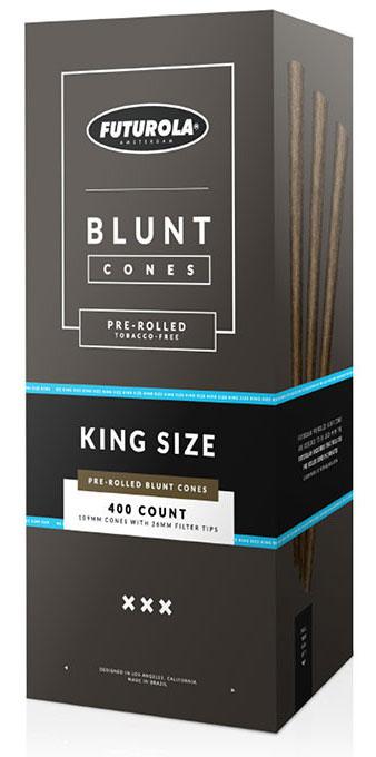 King Size Blunt Cones
