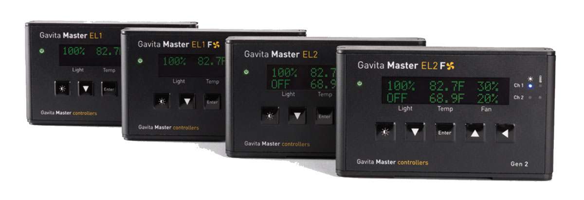 Gavita Master Lighting Controller