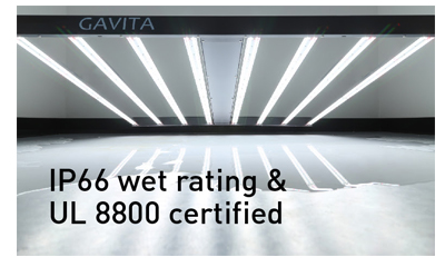 Gavita 1700e Wet Rating