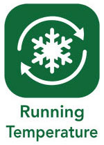 Running Temperature