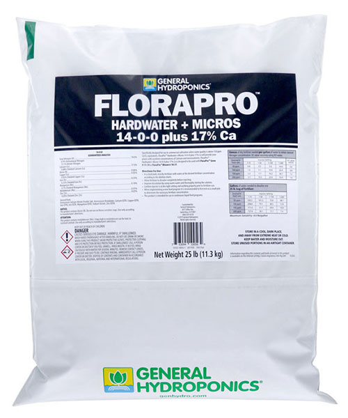 FloraPro Hardwater + Micros