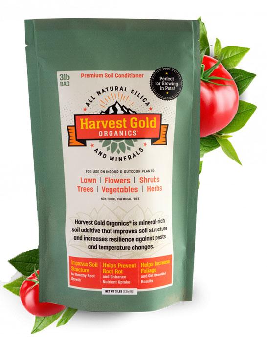 Harvest Gold Organics - 3lb. bag
