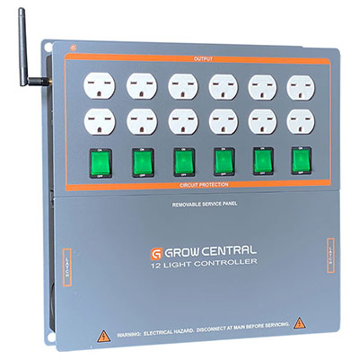 GrowCentral HID-12