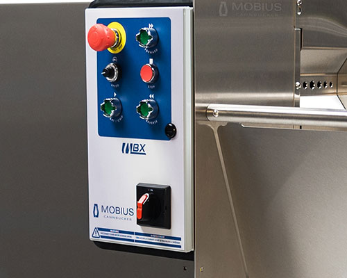 MBX Control Panel