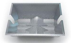NanoLux Sqaure Reflector