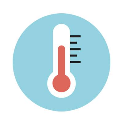 Minimal Heat Buildup