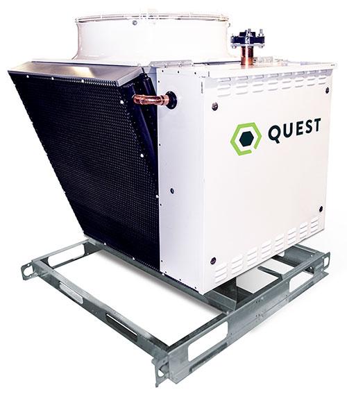 Quest IQ Dry Cooler