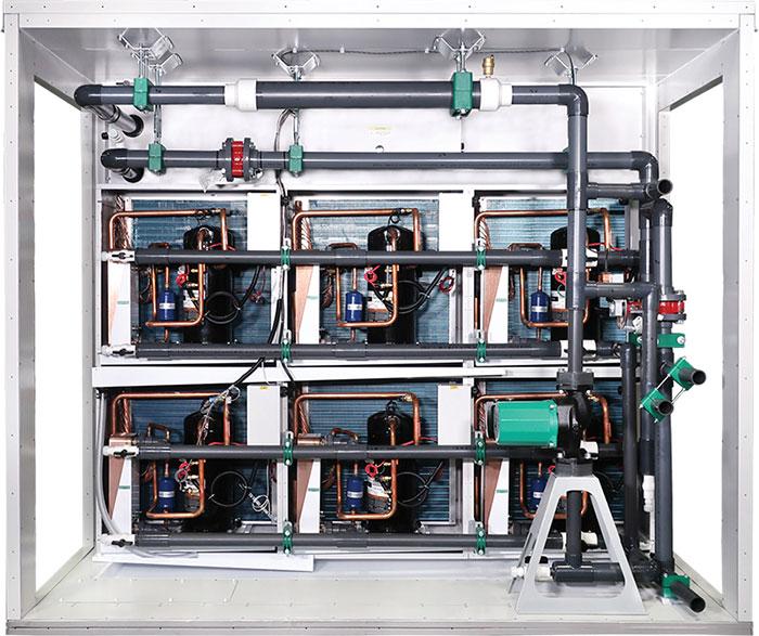 Quest IQ Compressor Wall