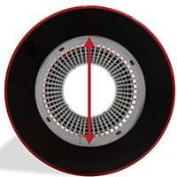 Tumbler diameter
