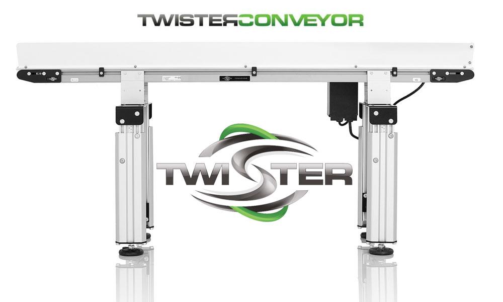 Twister Conveyors.