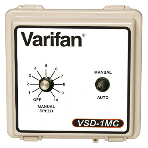 Vostermans Varifan Manual Controller