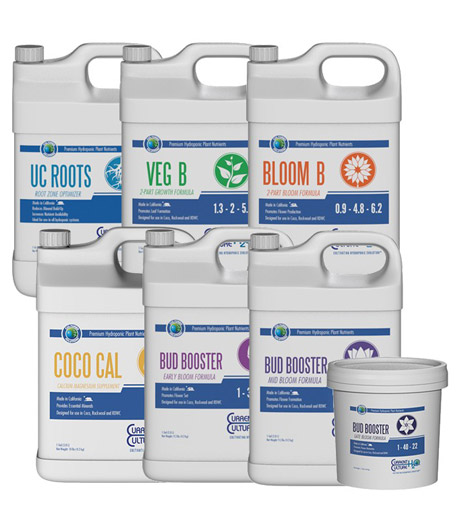 Cultured Solutions Nutrients