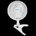 "Hurricane Classic Series Clip Fan, 6"" - +$21.65"