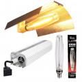 HBX 600W Air-Cooled HPS Economy Grow Light Kit - +$167.34