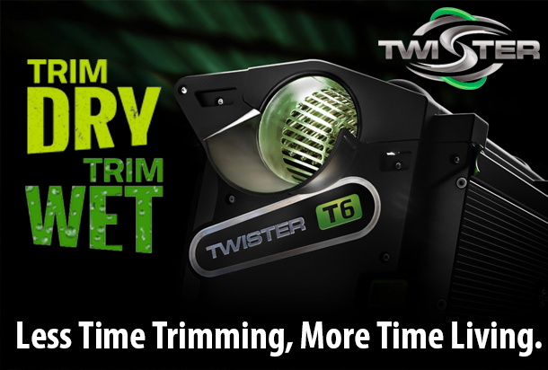 Twister T6 Trimmer Wet or Dry