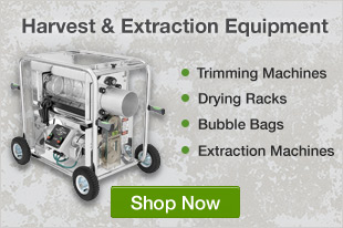 Harvest and Extraction Equipment