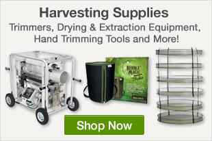 Harvest Supplies at Hydrobuilder.com