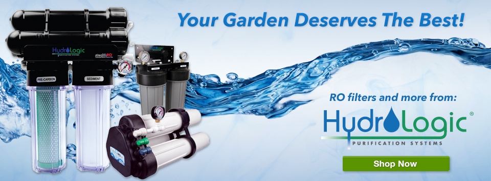 Hydro Logic Water Filters on Sale