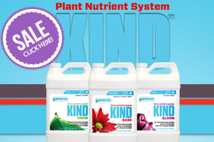 KIND Nutrients On Sale Now!