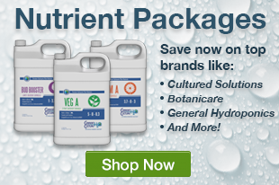Nutrient Packages from Top Brands