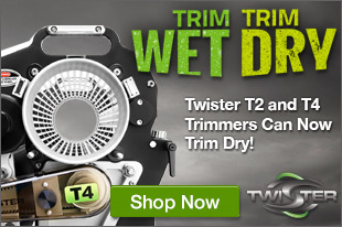 Twister Trimmers Wet or Dry