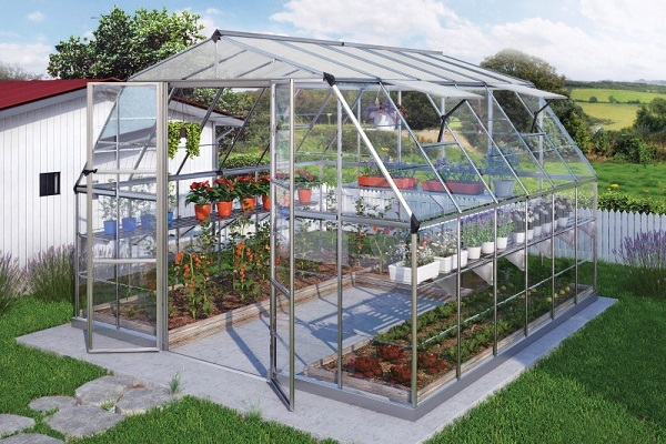 Greenhouses Bring The Great Outdoors Inside