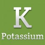Potassium (K) Nutrient Deficiencies