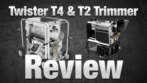 Twister T2 and T4 Trimmers Review