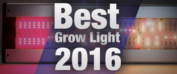 Best Grow Lights Of 2016