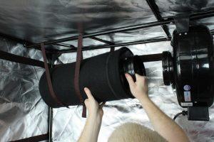 Grow Tent Ventilation