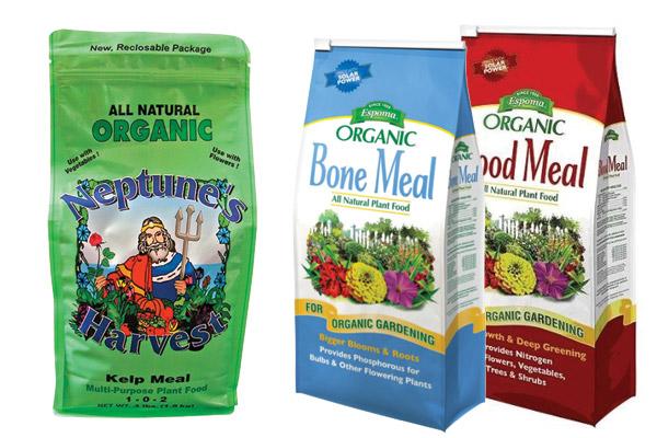 Dry Organic Amendments
