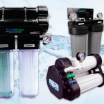 Water Filtration With Reverse Osmosis (RO)