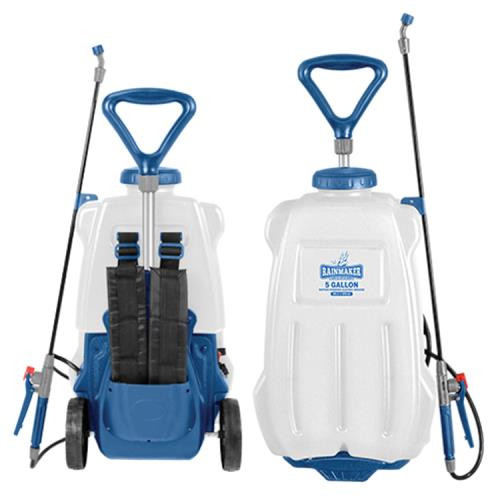 Best Electric Backpack Garden Sprayer - Rainmaker Battery Powered Sprayer