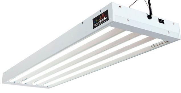 AgroBrite Fluorescent T5 Grow Lights