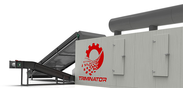Triminator Belt Hemp Dryer