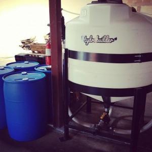 Compost Tea - Hydrobuilder