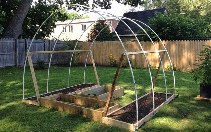 What Materials Should You Build A Greenhouse With?