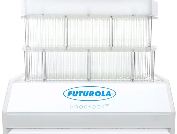 Futurola Knockbox pre roll machine