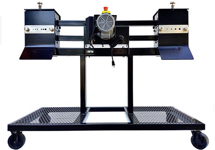 Locust Industrial VD-1480 Bucking Machine